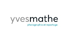 logo YVES MATHE photographie et reportage