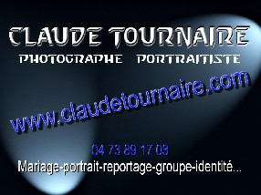 claude tournaire Chapdes Beaufort