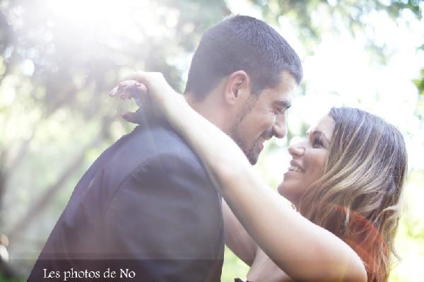 """séance photo en couple, séance """"engagement"""" avant un mariage..."""