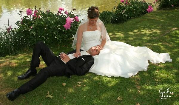 L&#039;Amour que porte une Maman &agrave; sa prog&eacute;niture, le jour de son Mariage...<br /> <br /> Caroline Pierre Photographe