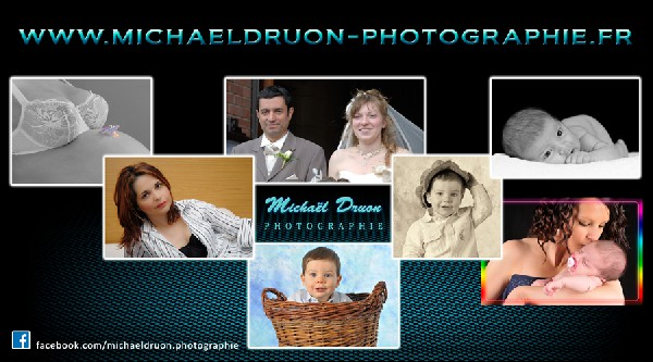 Michael Druon Photographie Maubeuge