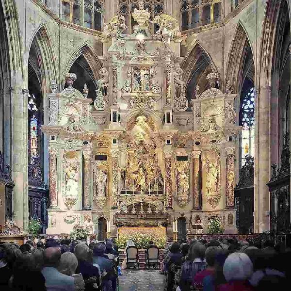 Cathédrale Saint-Étienne à Toulouse - Photographe mariage Toulouse / Karine PUECH