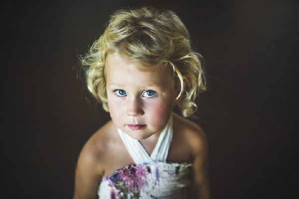 Séance photo d'enfant