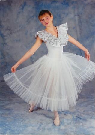 école de danse.